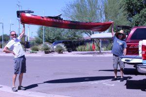 Find Riot Kayaks at Southwest Kayaks in Lake Havasu